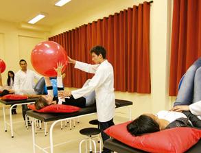 Faculdade Piaget curso de fisioterapia