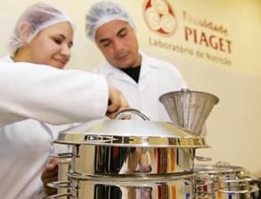Faculdade Piaget cursos nutrição