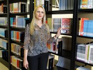 Gisele: experiência em bibliotecas universitárias