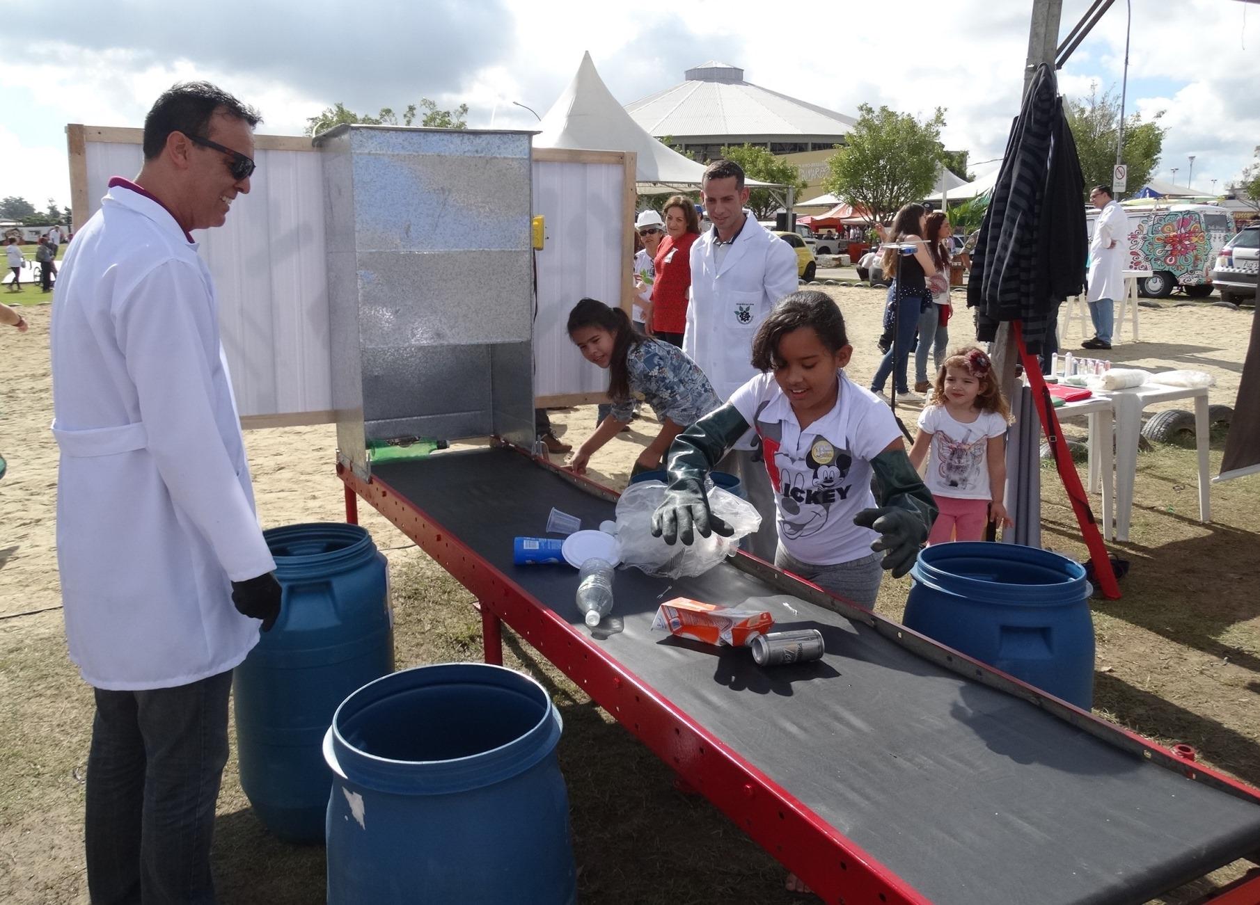 F1 Esteira reciclagem